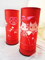 Prosperity Lamp - Sweet Couple (One Pair)