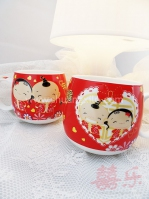 Mug Set - Cutie Couple