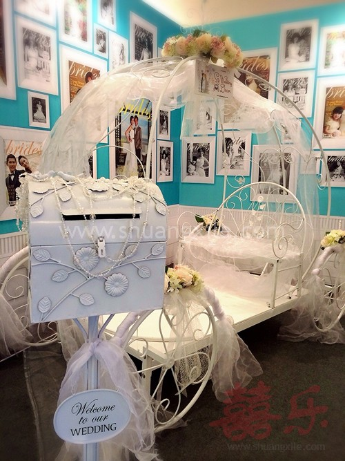 Cinderella Pumpkin Carriage (2 Seater) - Rental Services