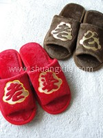 Lao Gong Lao Po Slipper (Husband & Wife)