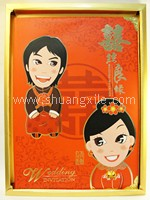 DILA Chinese Wedding Guestbook