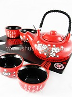 Teaset - Premium Collection Japanese Sakura~back in stock!