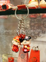 Dayu Super Mini Couple Keychain