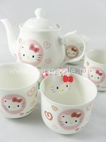 Teaset - Hello Kitty~Back in Stock!