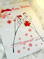 Happy Wedding Guestbook