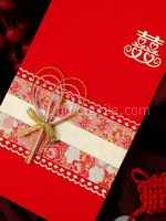 Japanese Red Packet