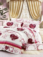 My Heart Wedding Bedding Set~GSS Offer!