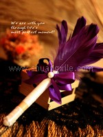 Purple Feather GB Pen~Special 20% Off