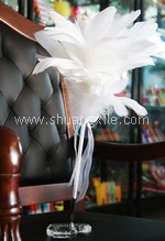 Natural Swan Feather Signature Pen~back in stock!