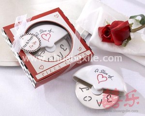 A Slice of Love Pizza Cutter