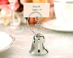Charming Bell Place Card Holder