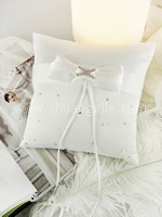 Diamond @ Elegance Wedding Ring Pillow