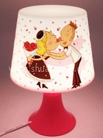 Prosperity Lamp - Sweet Honey Kiss (One Pair)