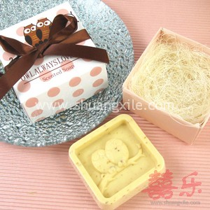 Owl Always Love You Scented Soap