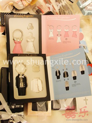 Exclusive Bride - Dressing Key Holder