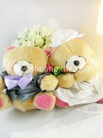 Forever Friends Wedding Teddies