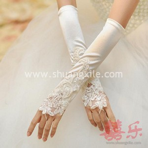 Bridal Gloves A