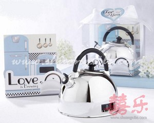 Love is Brewing Timer Favor