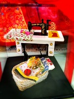 Limited Collection Sewing Machine Miniature