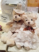 Premium Wedding Lacey Bear