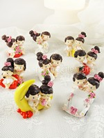 Sweetie Couple Mini Figurine