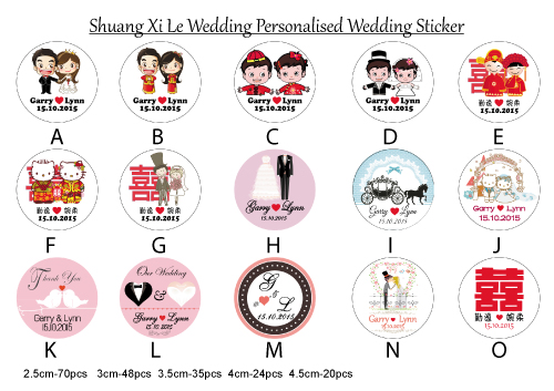 Personalised Sticker