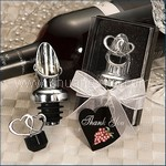 Double Heart Shaped Pourer & Stopper